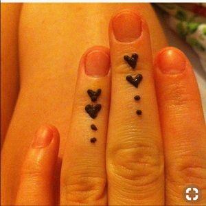 💕NEW Henna paste Cones